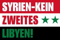 Syrien-kein-zweites-Libyen